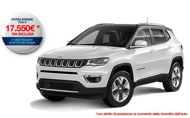 Jeep Compass MY20