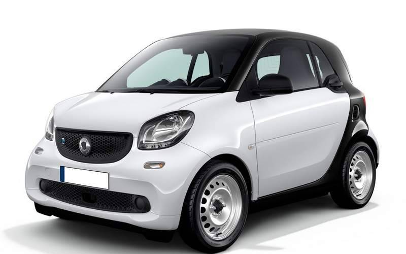 Smart Fortwo EQ - Fortwo eq youngster
