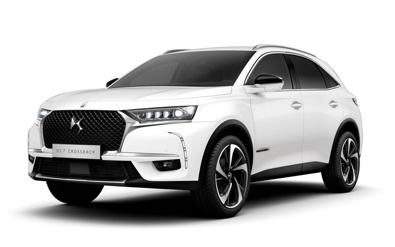 DS7 Crossback - DS 7 CROSSBACK BlueHDi 130 Automatica Business