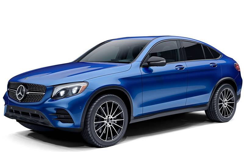 MERCEDES GLC COUPÈ
