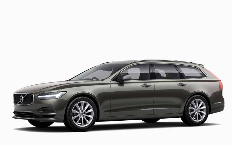 V90 - T8 T-Engine AWD Geartronic Business Plus