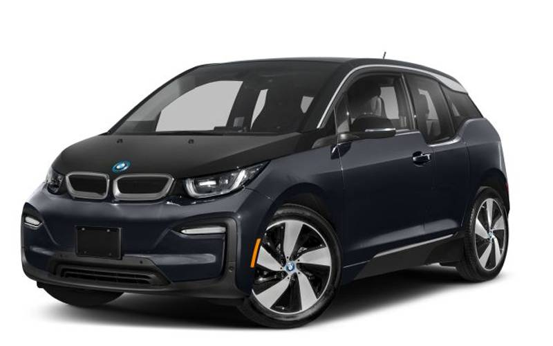BMW i3 - Automatic 120 Ah